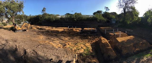new home pre slab drainage1